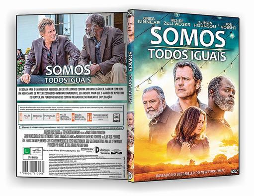 DVD-R Somos Todos Iguais – AUTORADO