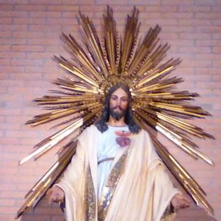 Solemnidad y triduo del Sagrado Corazón de Jesús