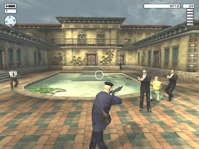 Hitman 2 Silent Assassin PC Game Download Free Gameplay 1