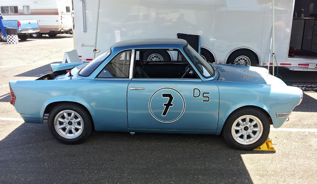 1961 BMW 700S race car