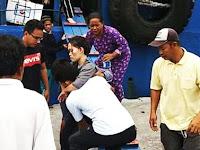 Usai Keguguran Warga Balo-Baloan ini Berlayar 20 Jam Ke Makassar Dalam Kondisi Lemas