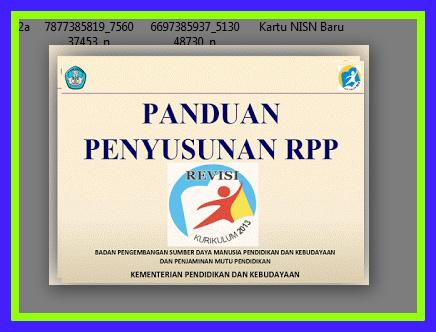 Aplikasi Panduan Pembuatan RPP Kurikulum 2013 Dan KTSP Semua Jenjang