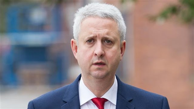 British lawmaker Ivan Lewis  suspended over sexual harassment allegations