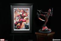 Lady Deadpool Premium Format Sideshow