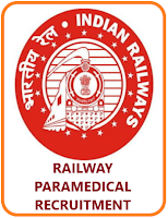 RAILWAY 1937 PARAMEDICAL STAFF RECRUITMENT 2019 | FULL NOTIFICATION