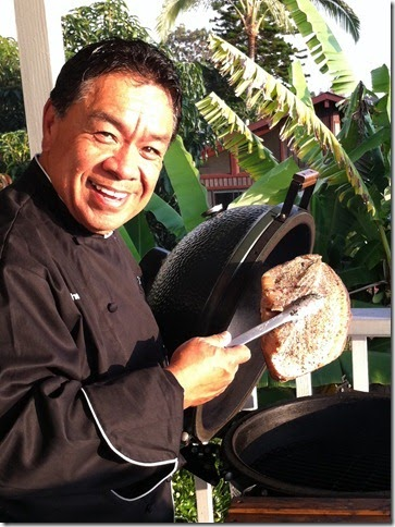 Samoa Food Chef Sam Choy  Hawaiis Celebrity Chef