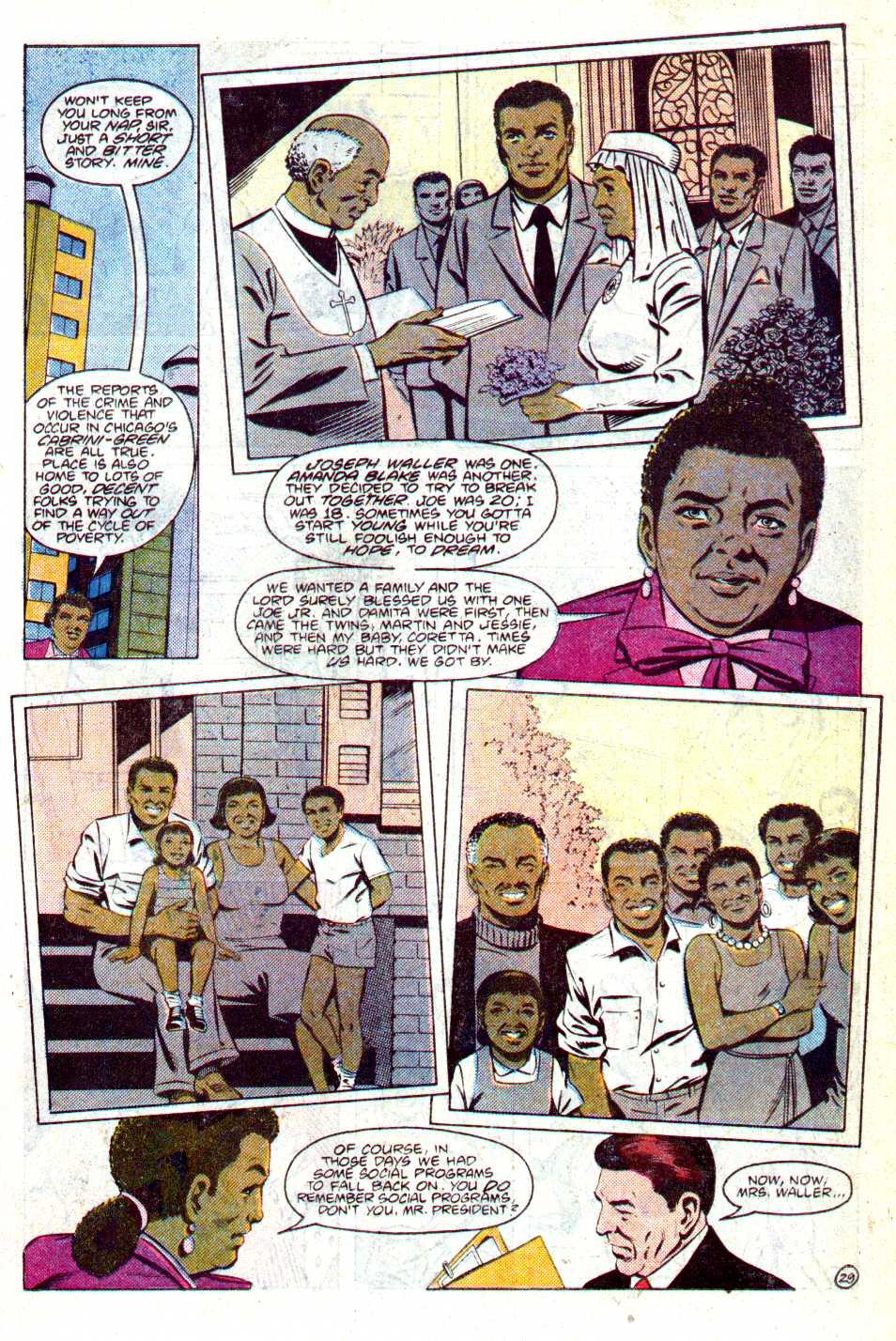 Read online Secret Origins (1986) comic -  Issue #14 - 32