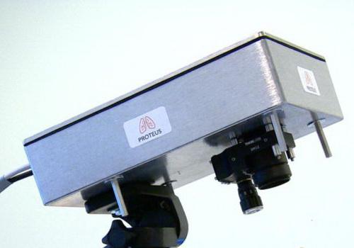 Tinuku Camera watches internal organs up to 20 cm deep