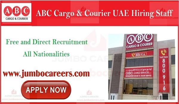 Latest Courier Jobs in Dubai, UAE latest Courier jobs,