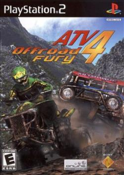 Descargar ATV Offroad Fury 4 para playstation 2 full version tnsc y pal 1 link.