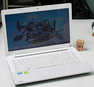 Laptop Gaming 2nd Toshiba C40-A Core i7