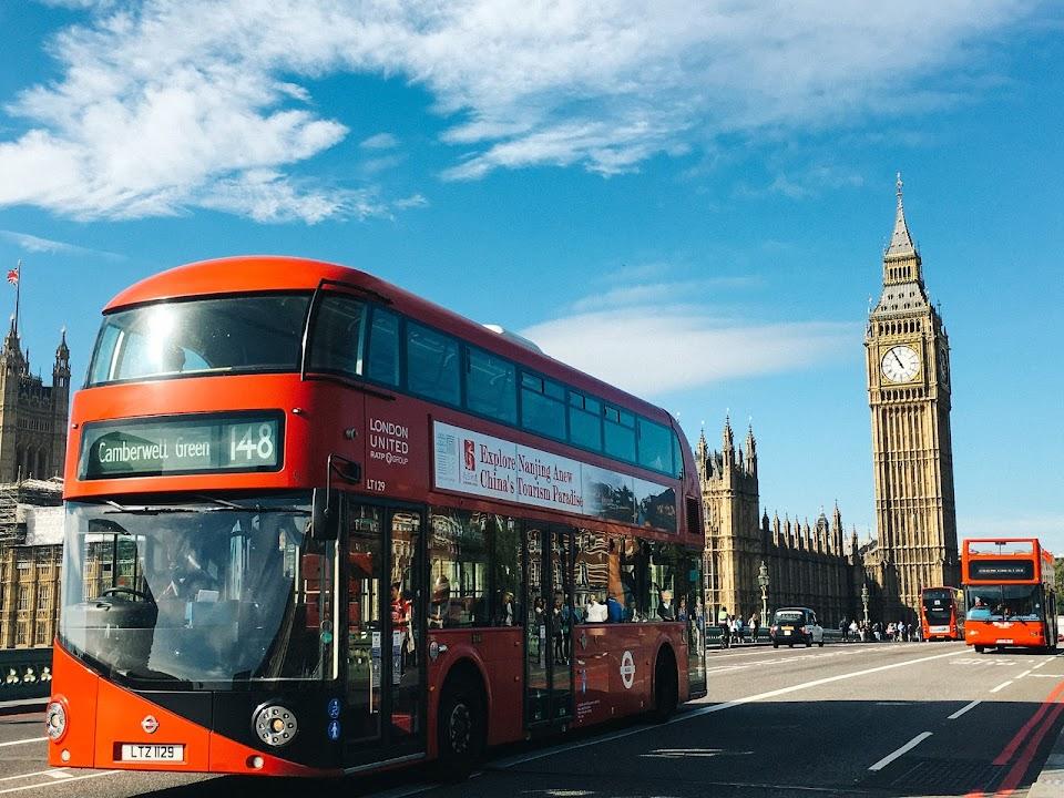EU離脱前!? グローバル都市をゆったり歩くロンドン旅行