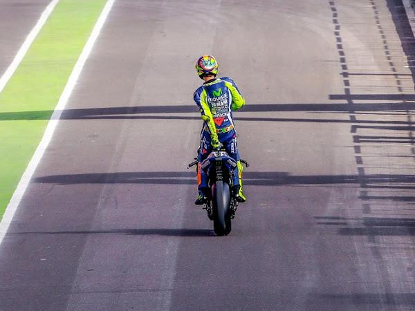 Jelang MotoGP Argentina, Rossi 20 Tahun Berkarir dan Khawatir