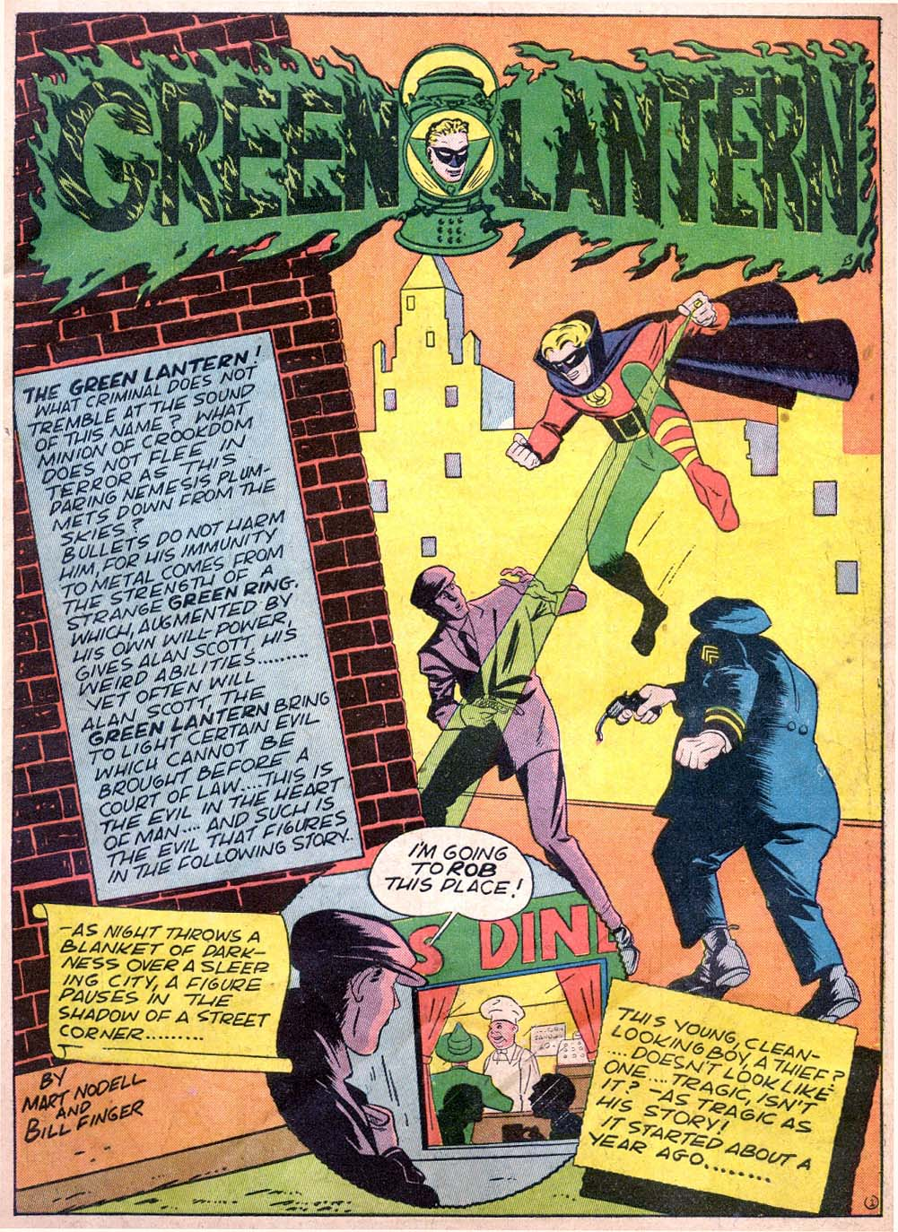 Read online All-American Comics (1939) comic -  Issue #32 - 3