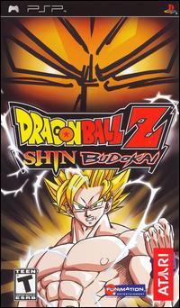 Descargar Dragon Ball Z Shin Budokai psp iso español mega 1 link