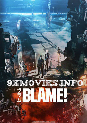 Blame 2017 English 720p BRRip 900MB ESubs