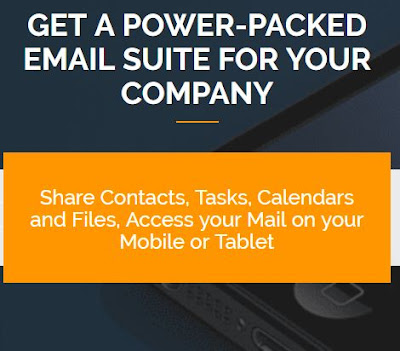 Power-Packed Email Suite