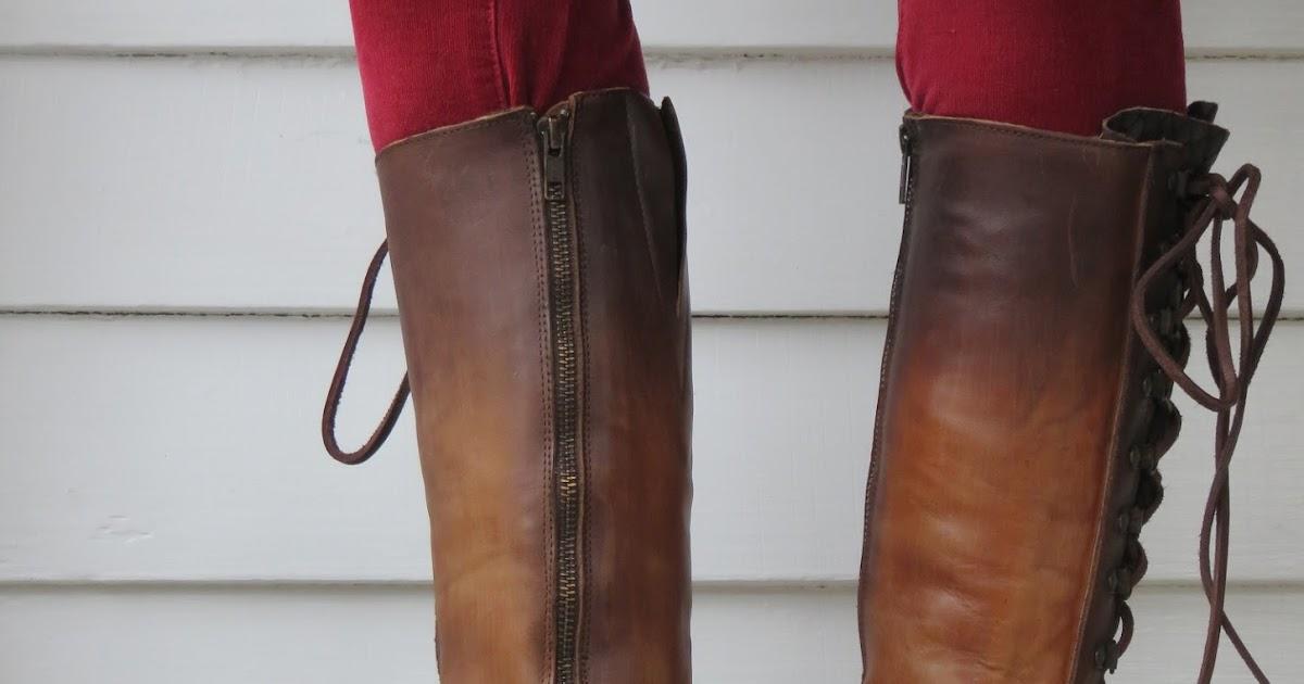 Howdy Slim Riding Boots For Thin Calves Freebird Wyatt