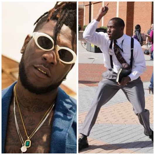 I Dislike Pastors And Preachers, I Might Beat One Of Them Up - Burnaboy says.