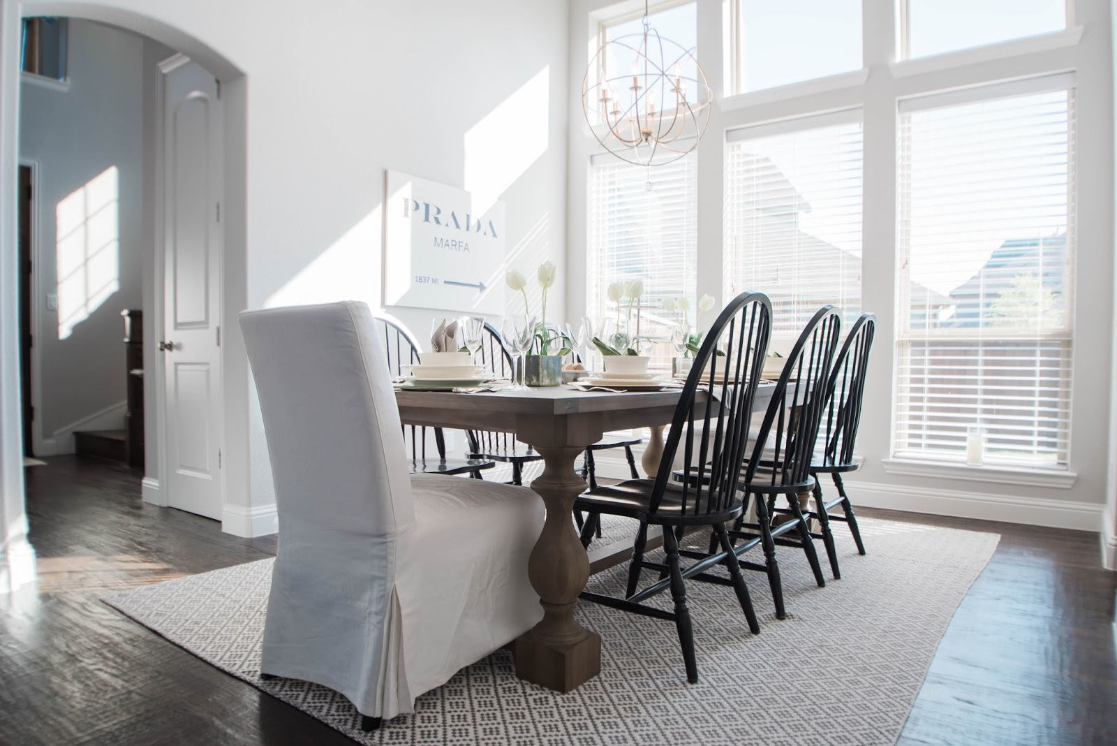 In My House But I Am Not Sure Want To Repeat That Same Look The Kitchen Desperate Need Select Dining Casual Chairs For
