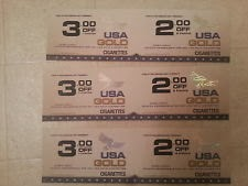 Usa Gold Cigarettes Coupons