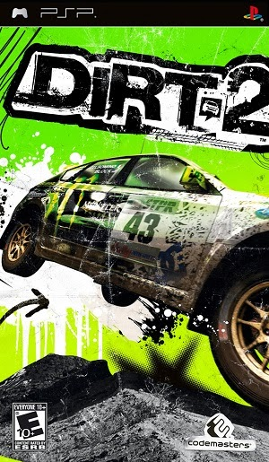 Dirt 2 Psp Oyun Full