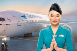 Garuda Indonesia, Paling Dicintai di Dunia