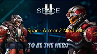 space armor mod apk unlimited money