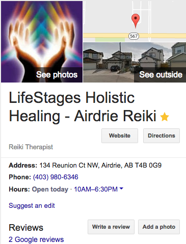 Lifestages Holistic Healing Reviews