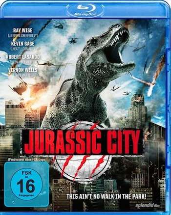 Jurassic City 2014 Dual Audio Hindi BluRay