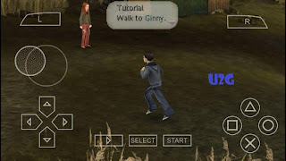 Harry Potter and the Half-Blood Prince PPSSPP