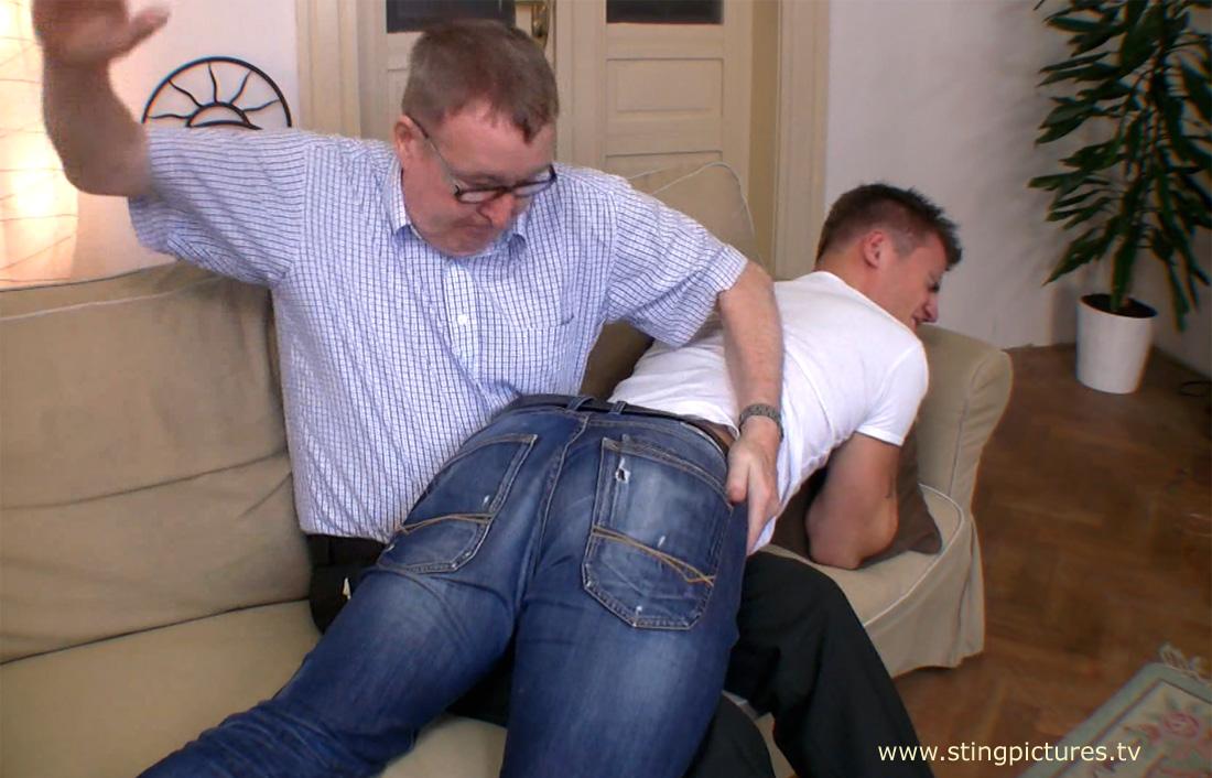 Straight male spanking punishment videos 11