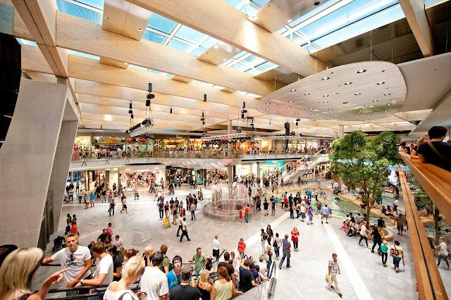 Tiện ích trung tâm thương mại dự án New Melbourne