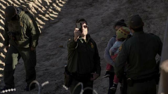 """""""EEUU acosa a activistas y periodistas en frontera con México"""""""