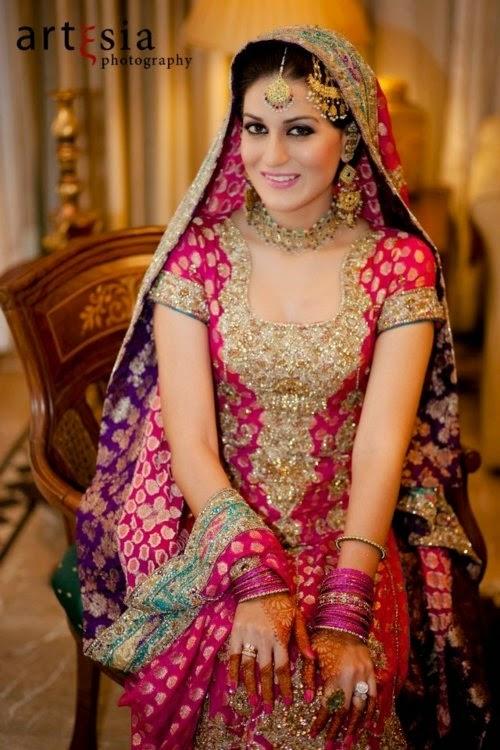 Bridal makeup (asian)