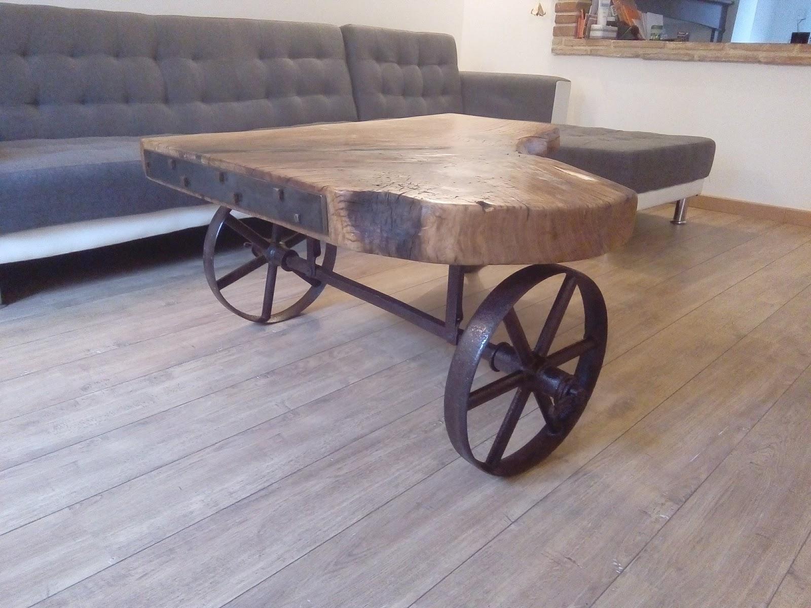 table basse vendue