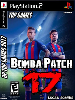 Download - Bomba Patch 2017 TOP GAMES (PS2) Atualizado até 25/06/2016