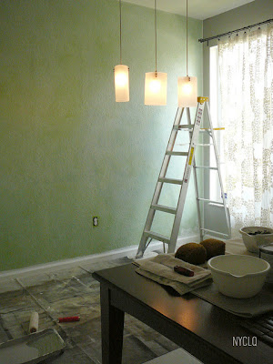 Focal Point Styling Diy Rustic Washed Walls For Fall