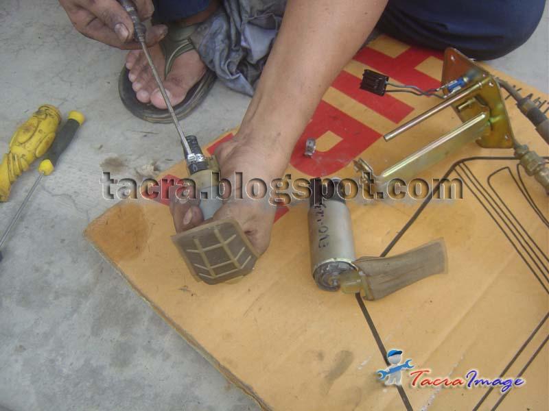 tacra's diy garage: Fuel Pump Evo