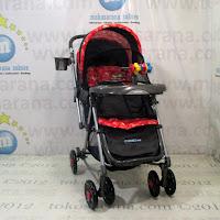 Kereta Bayi BabyDoes CH267LF Shoxer T4 - Hadap Depan atau Belakang