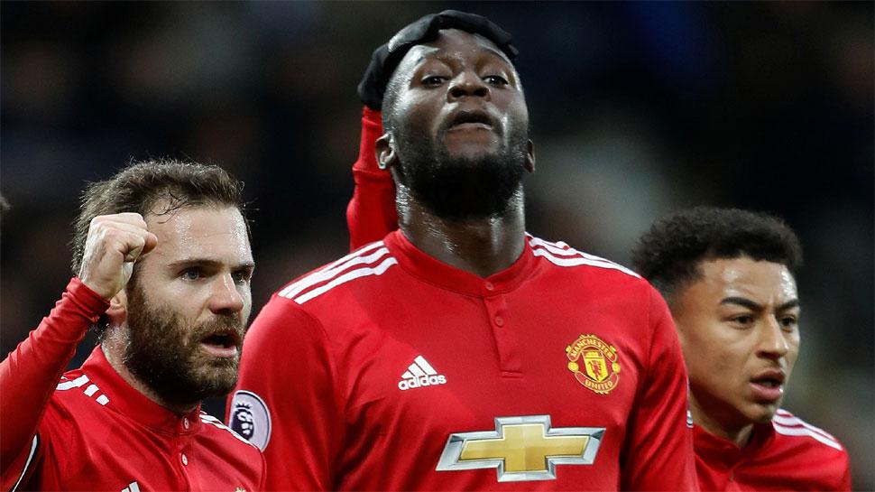 Lukaku Akan Rebut Posisi Rashford di Manchester United