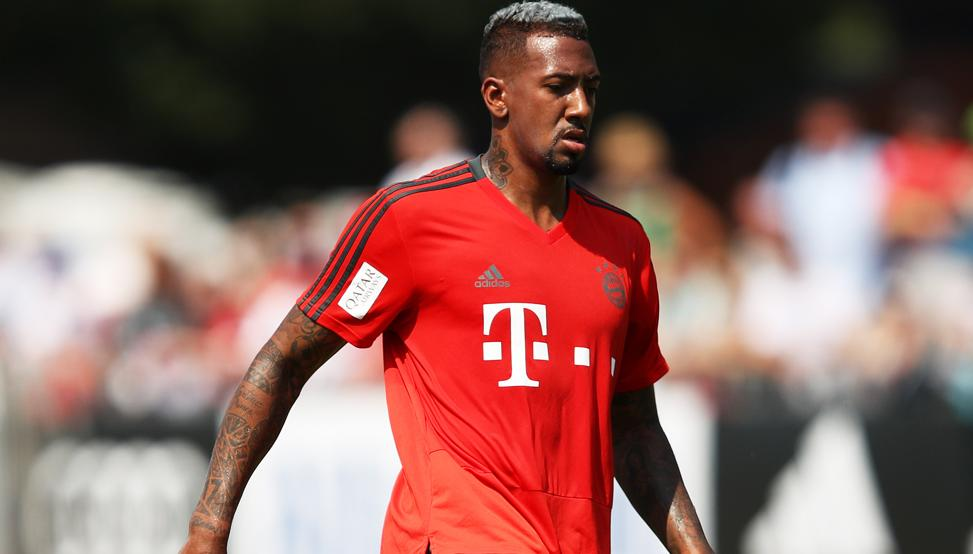 Boateng rejects Manchester United