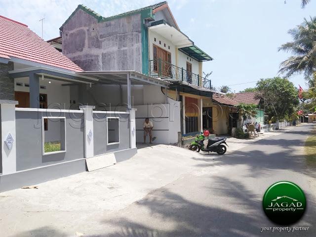 Rumah dekat kampus Mercu Buana Yogyakarta
