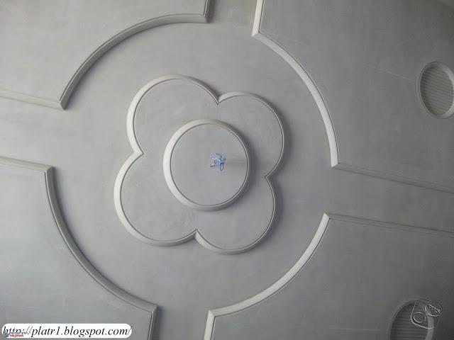 الجبس العصري moderne de plâtre