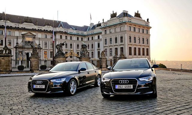 Aluguel de carro em Praga
