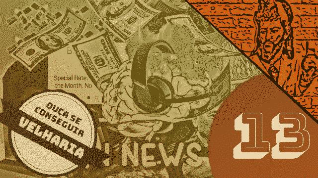 QN NEWS #13 - Propagandas, magnatas, Ubisoft e o bullying norte-americano