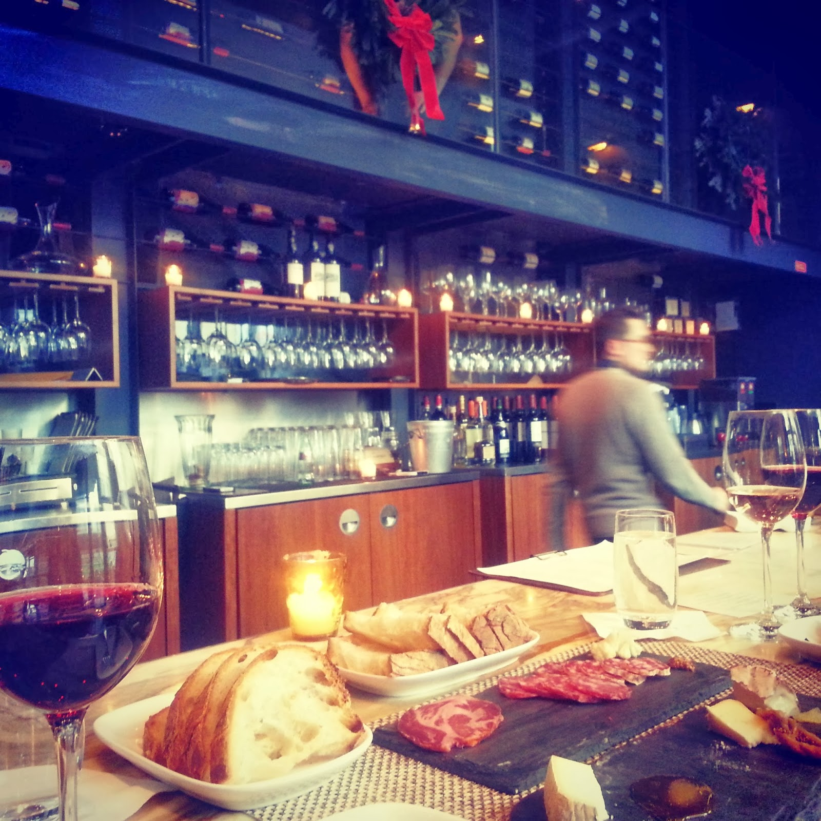 "Saturday wine social at Ardesia / Hell's Kitchen, NYC  |  ""Feasting, seasonally"" on a feathery*nest"