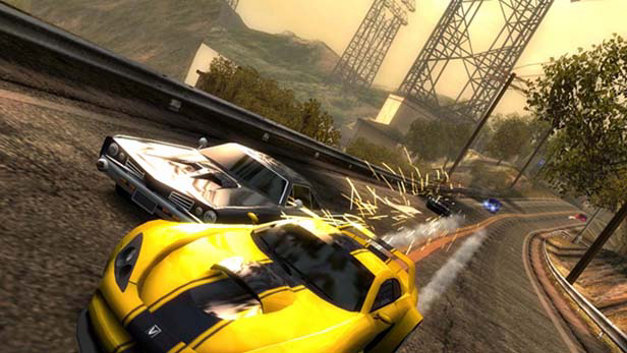 BURNOUT REVENGE PS2 GAME FREE DOWNLOAD