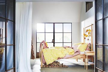Aaaaby było przytulnie, czyli o tekstyliach w sypialni