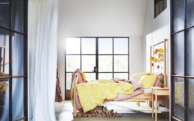 Aaaaby było przytulnie, czyli o tekstyliach w sypialni - CZYTAJ DALEJ